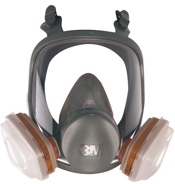 Illustration du produit : Masque intégral 6800S