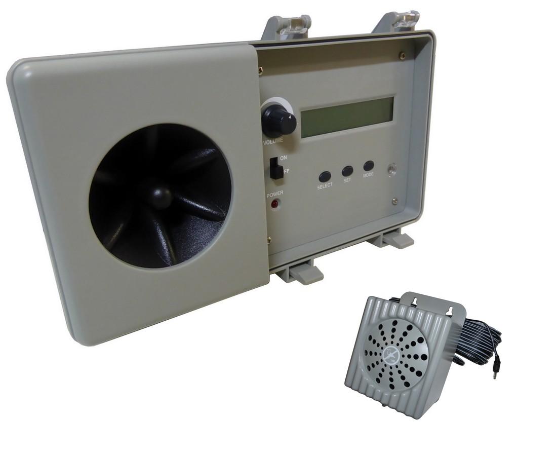 Illustration du produit : Effaroucheur sonore électrique