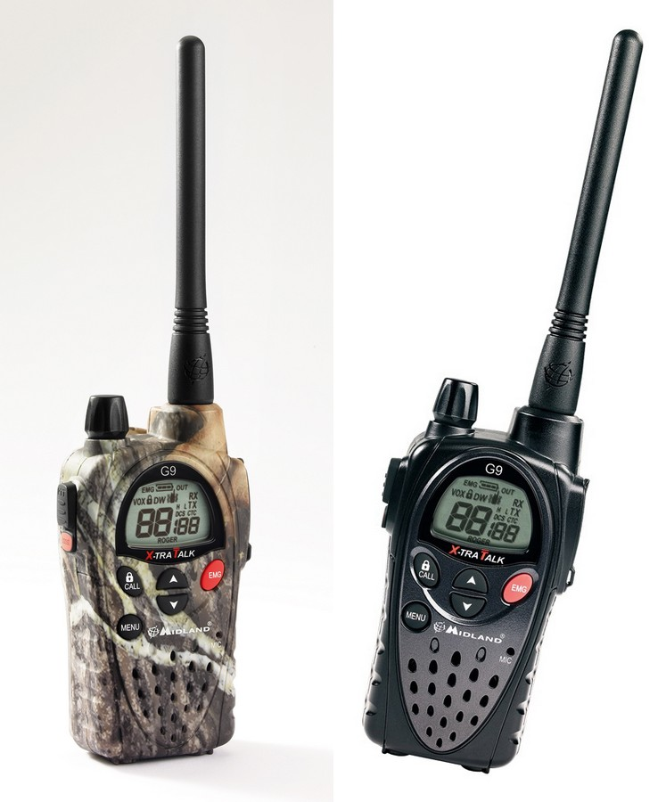 Illustration du produit : Talkie Walkie G9