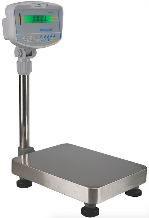Illustration du produit : Balance comptoir et au sol GBK