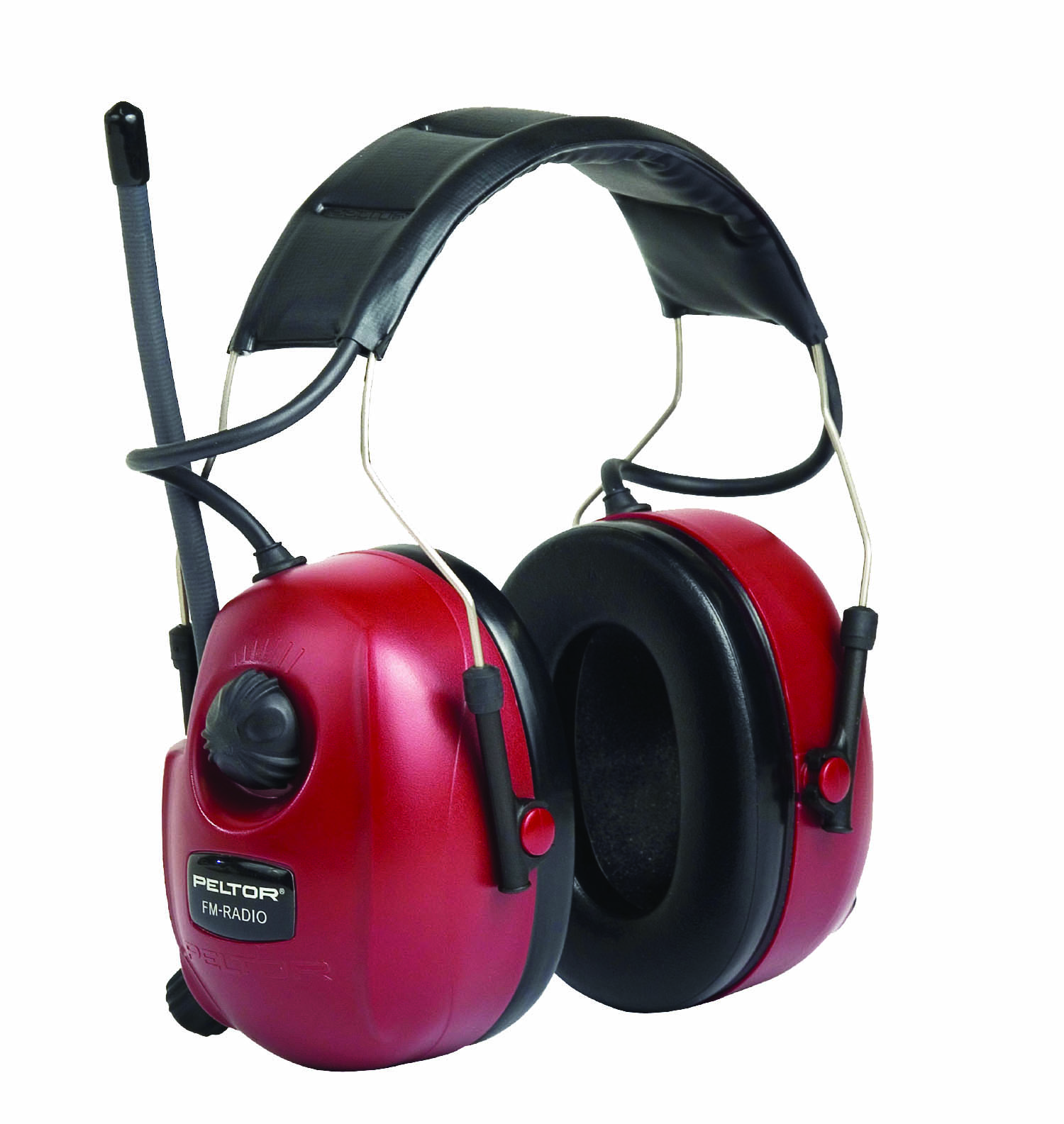 Illustration du produit : Casque-radio anti-bruit Peltor