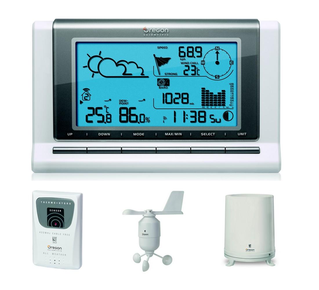 Illustration du produit : Station météo Pro SM05