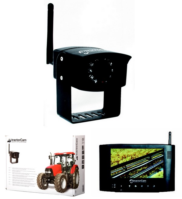 Vignette du produit : Tractor Cam