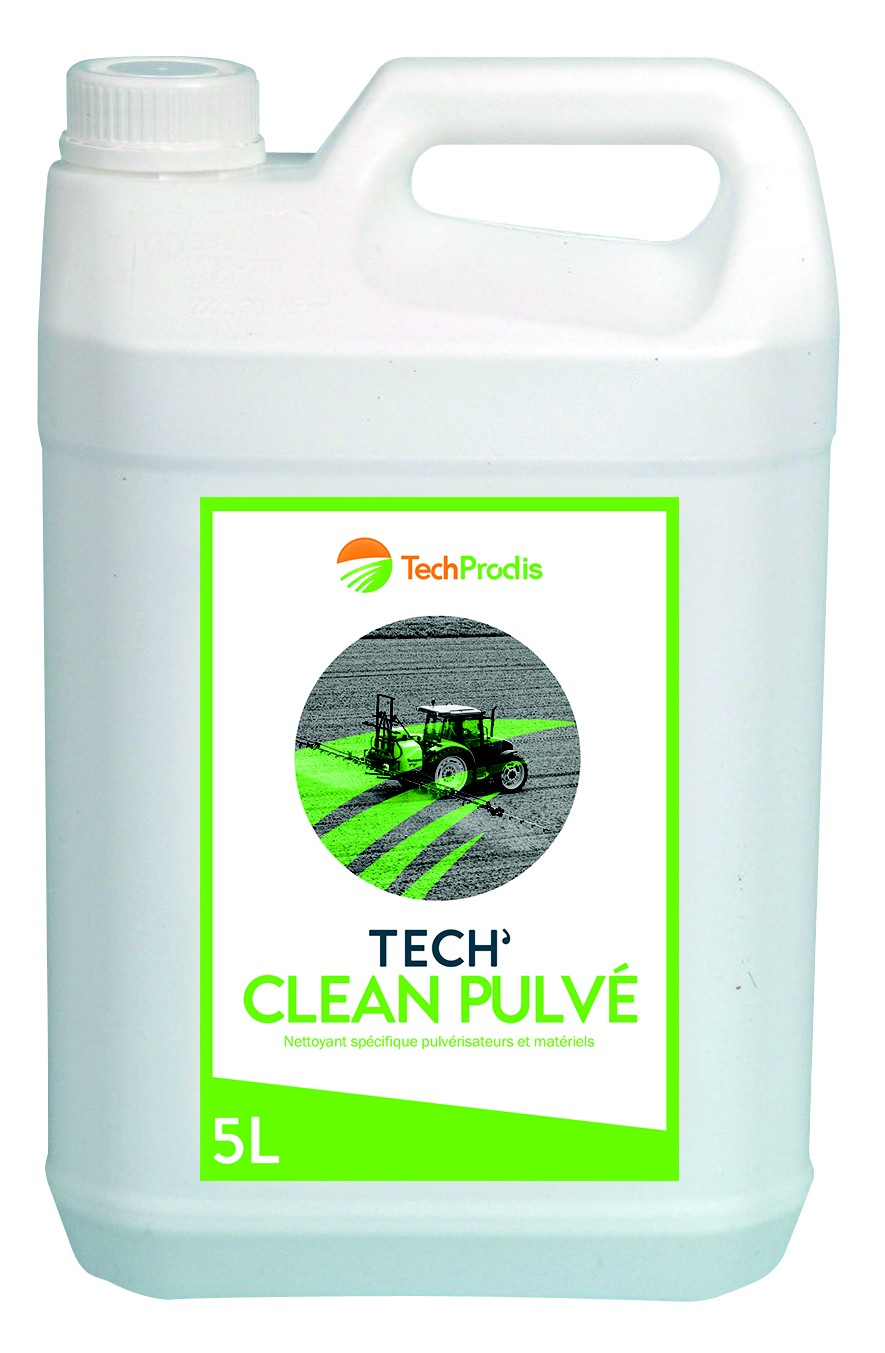 Illustration du produit : Tech'Clean Pulvé