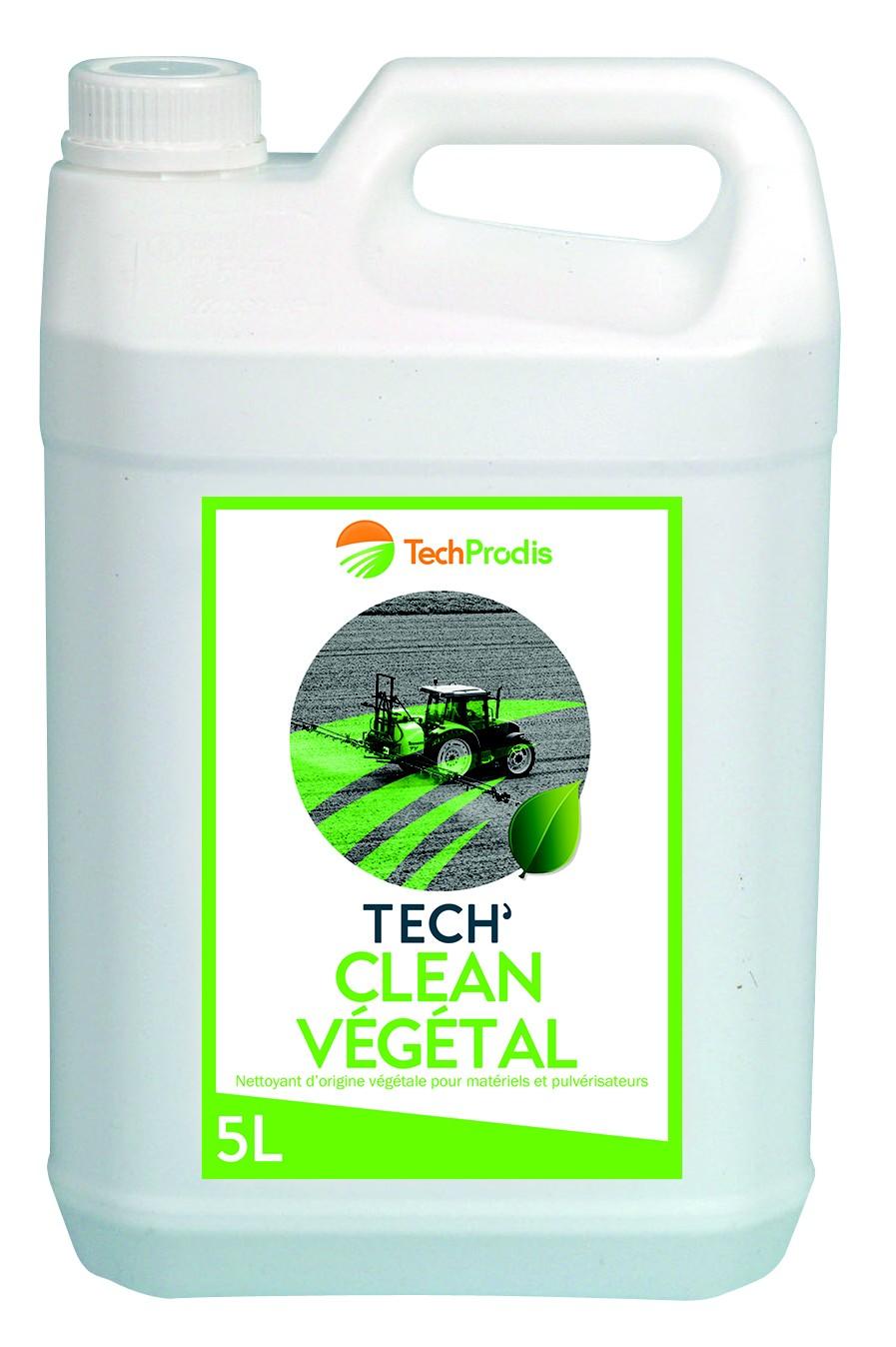 Vignette du produit : Tech'Clean Végétal
