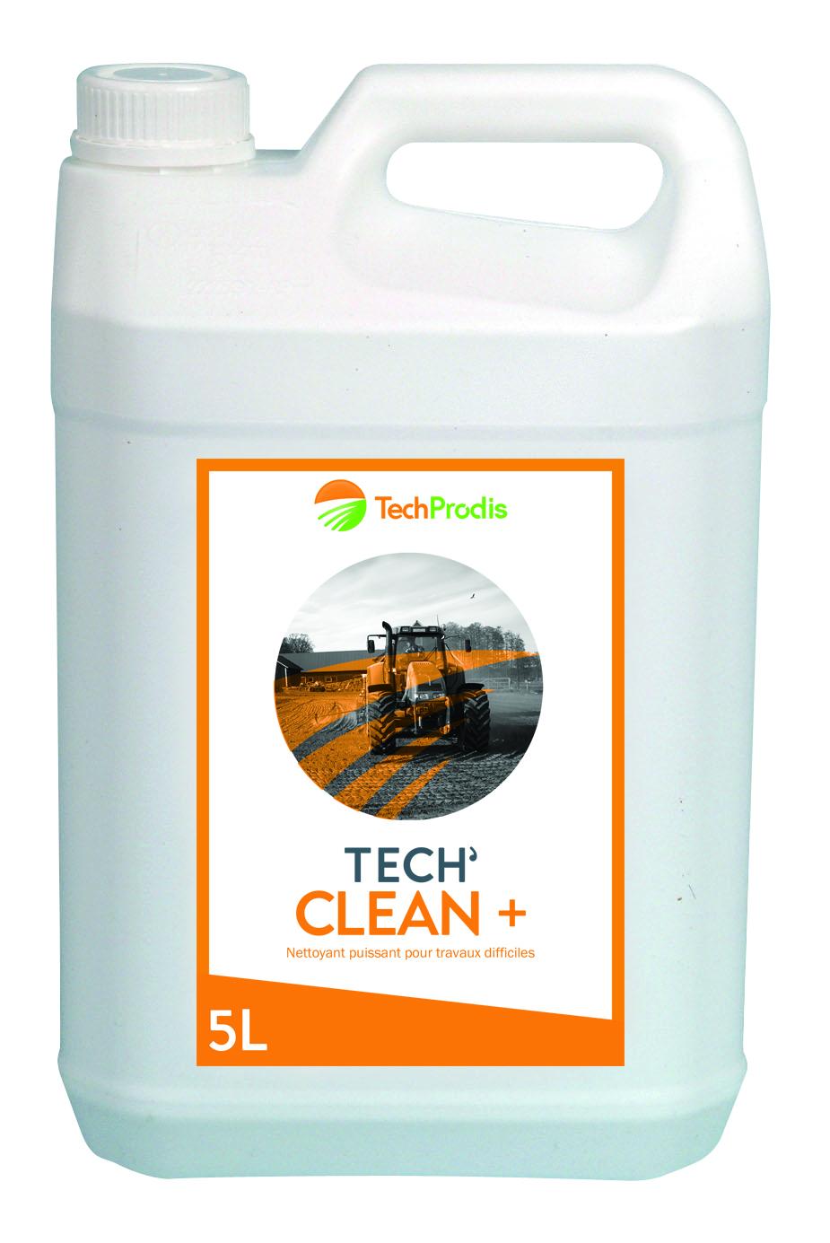 Vignette du produit : Tech'Clean +