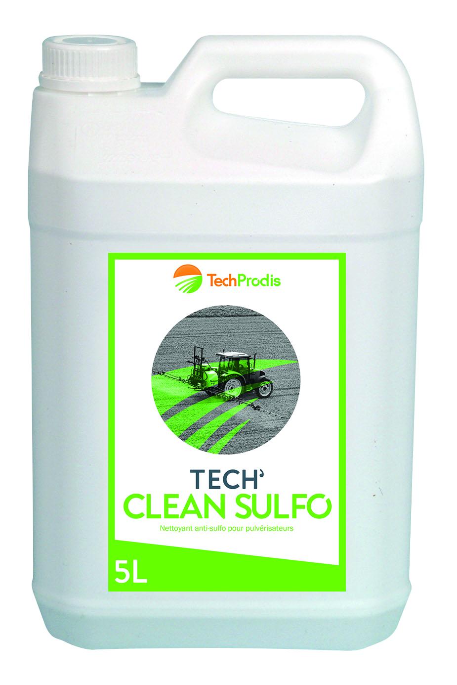 Vignette du produit : Tech'Clean Sulfo