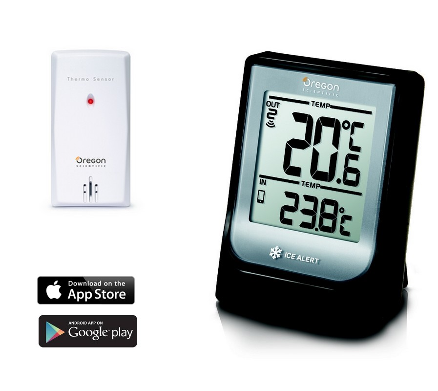 Vignette du produit : Thermo Int./Ext. Bluetooth T01