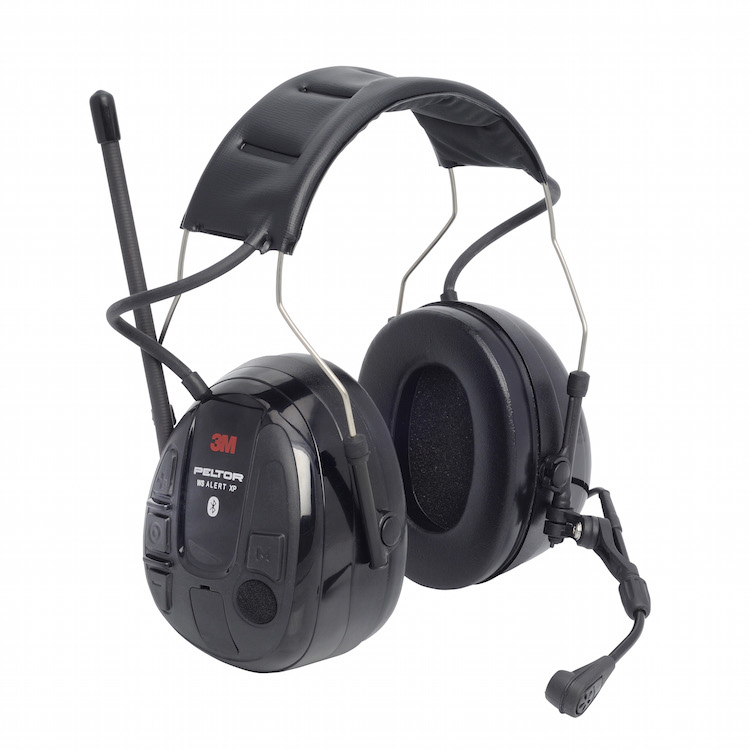 Illustration du produit : Casque Peltor WS Alert XP