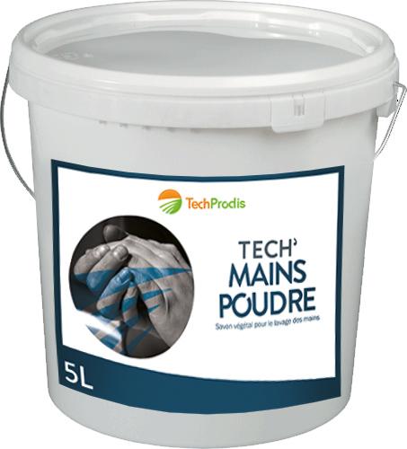 Vignette du produit : Tech'Mains Poudre