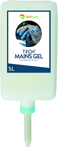 Illustration du produit : Tech'Mains Gel